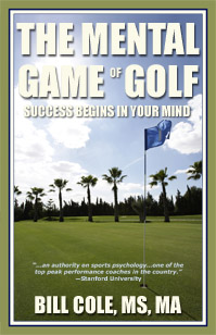 The Mental Game of Golf book