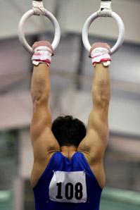 Sports Psychology Coaching clients include gymnasts